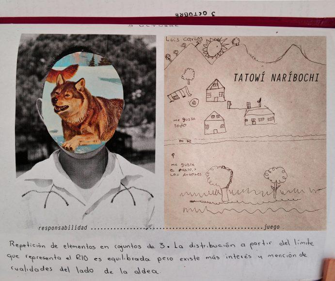 Aldea Warupa. Narrativas gráficas y etnografías audiovisuales